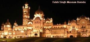 Maharaja Fateh Singh Museum Baroda - Vadodara Gujarat