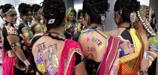 Navratri Tattoos - Navratri Tattoo Design
