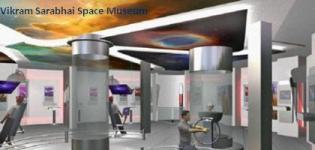 Vikram Sarabhai Space Museum Ahmedabad