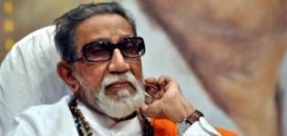 Latest News on Bal Thackeray Health from Mumbai on 15th November 2012