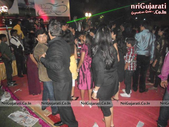 New Year Theme Party Celebration At Boulevard 9 Luxury
