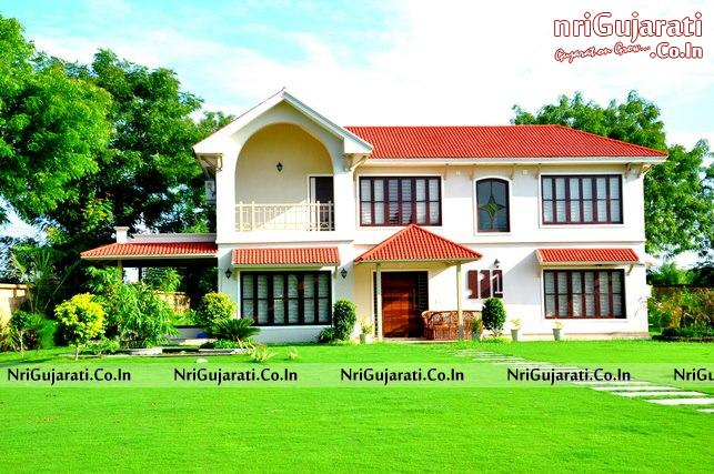 Best Bungalow Design in India