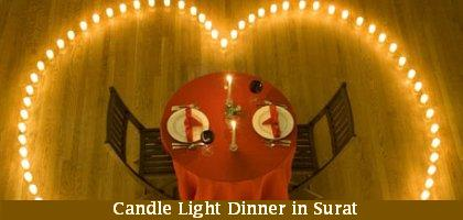 Candle Light Dinner In Surat Hotels And Restaurants