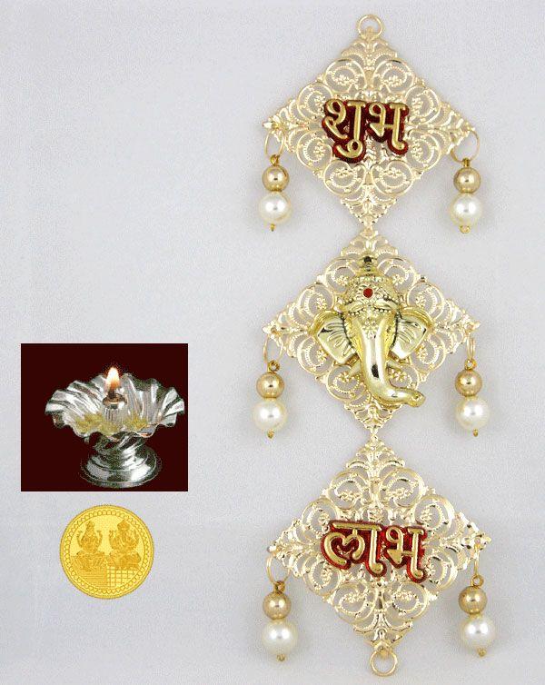 Diwali Shubh Labh Decoration Designs Shubh Laabh