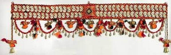 Diwali Torans Or Traditional Door Hangings Dipavali