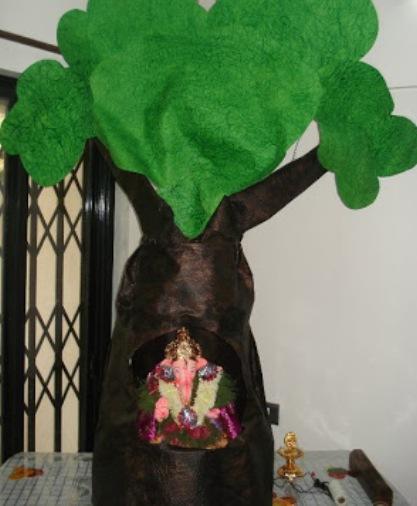 Eco Friendly Ganpati Decoration Ideas Themes For Home