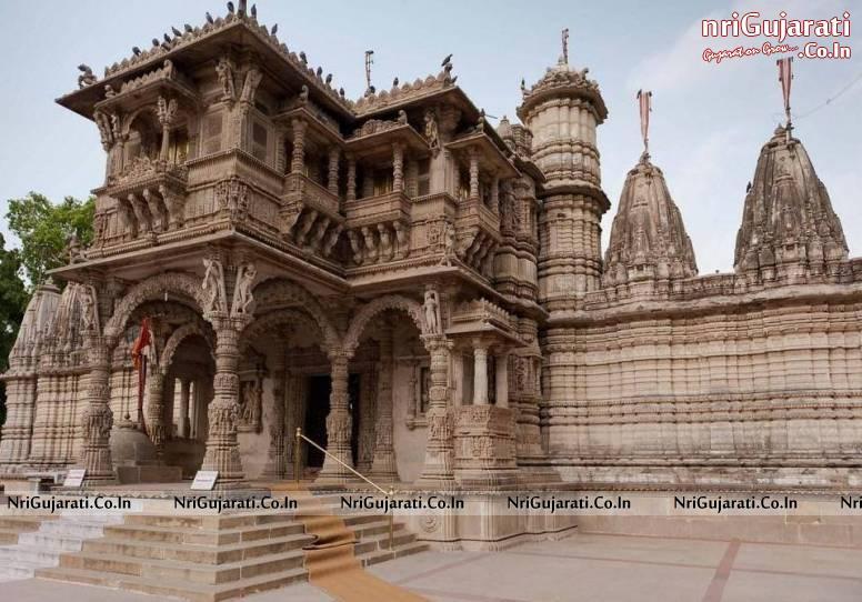 Hathisingh Jain Temple Ahmedabad Hathisingh Na Dera