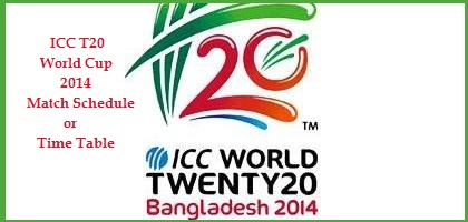 ICC_T20_Cricket_World_Cup_2014_Time_Table_-_Match_Schedule_In_PDF ...