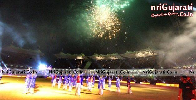 of IPL 6 Opening Ceremony
