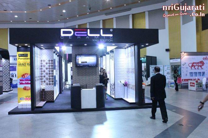 Ceramic Exhibition Stall : Dell ceramic display stall in colombo sri lanka