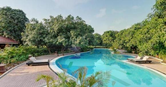 Madhubhan Resort Diwali Celebration Madhubhan Resort And
