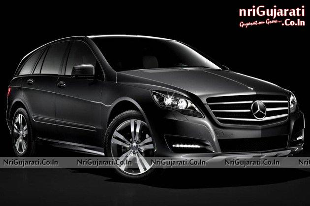 Mercedes benz launches new r class in india price photos for Mercedes benz r350 price