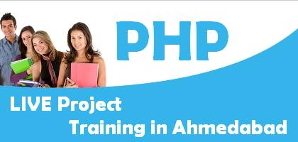 PHP Training in Ahmedabad, Gujarat India
