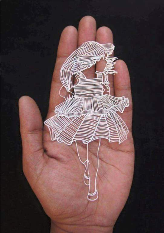 Paper Art Design Cuts And Craft Creation Ideas Photos Pictures