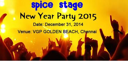 Vgp Golden Beach Resort New Year Celebration