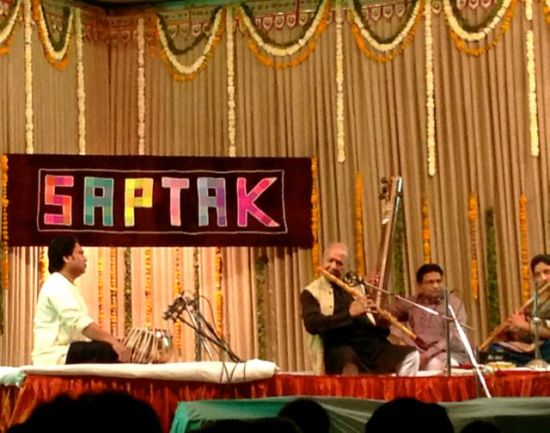Saptak Music Festival Ahmedabad - Schedule - Tickets - Passes