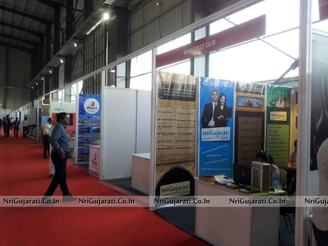 Exhibition Stall Manufacturer In Gujarat : Vibrant gujarat summit