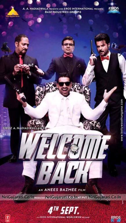 Welcome back release date in Brisbane