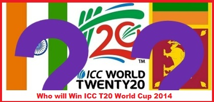 World Cup 2014 Astrology Predictions - Which Team Will Win T20 2014