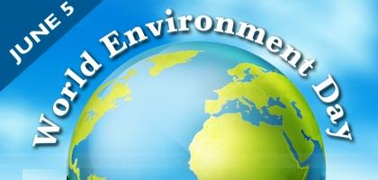 World environment day 2013 in india date of world environment day